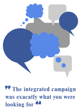 integrated PR campaigns
